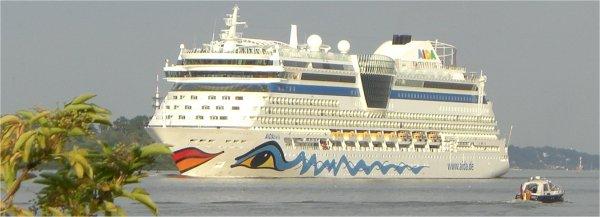 Ostseekreuzfahrten mit der AIDAbella ab Kiel