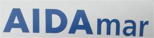 AIDAmar Foto vom Schriftzug